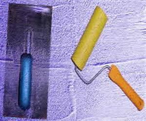 Siebdruckplatten Wasserfest Streichen : rollputz selber machen ~ Watch28wear.com Haus und Dekorationen