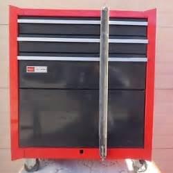 sears craftsman 4 drawer cabinet tool box storage rolling
