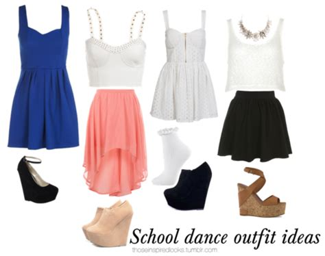 Cute Outfits For A School Dance - Oasis amor Fashion
