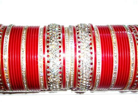 Red Indian Bridal Chura 2.4