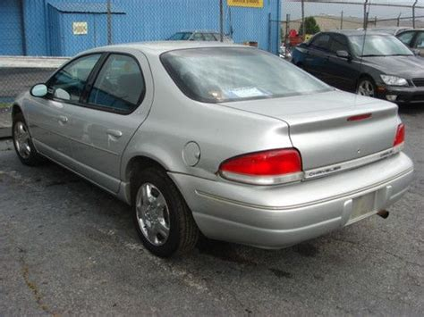 books on how cars work 2000 chrysler cirrus instrument cluster buy used 2000 chrysler cirrus lx sedan 4 door 2 4l needs engine work in atlanta georgia