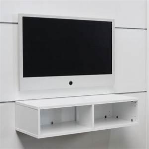 Tv Wand Weiß : tv wand m belbauteile ~ Sanjose-hotels-ca.com Haus und Dekorationen