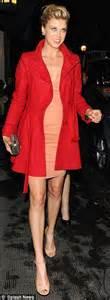 G I Joe Retaliation London Premiere Adrianne Palicki Swaps Metallic Dresses For Pink Gown
