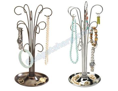 15 Modern And Stylish Jewelry Stands