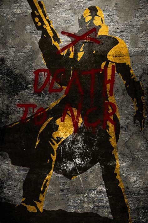 fallout ncr adobe photoshop fan art grunge wallpapers