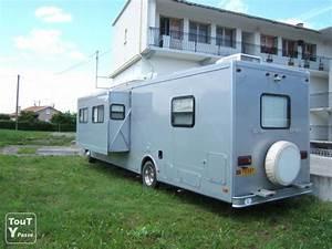 Camping Car Americain Occasion Particulier : camping car am ricain motorhome midi pyr n es ~ Medecine-chirurgie-esthetiques.com Avis de Voitures