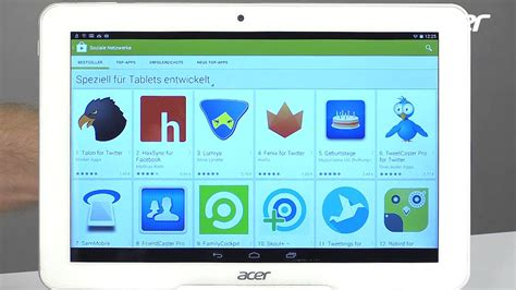 acer iconia tablets 05 playstore apps finden installieren