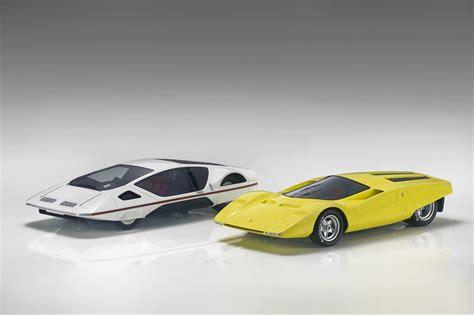 Auto & design è una rivista con caratteristiche di alta professionalità. Top Marques Collectibles Pininfarina Design Set, 1:18 ...
