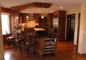 Kitchen Island Design With Seating Traditional Style Kitchens Kitchen Design Photos 2015