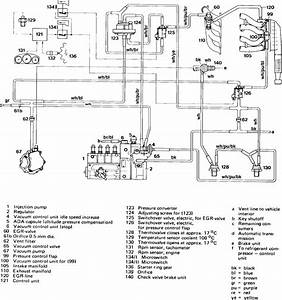 I Need A Vacuum Diagram For 1984 Mercedes 190d  Need To
