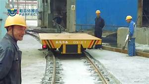 Turning Ability Rail Transfer Cart With Configurations ...