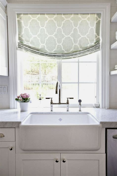 window treatments for kitchen window over sink view from my heels kitchen window treatments 4765
