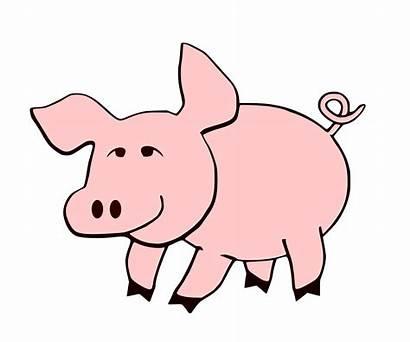 Pig Clipart Tail Clip Schwein Transparent Peppa
