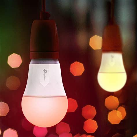 tp link multicolor smart wi fi a19 led bulb