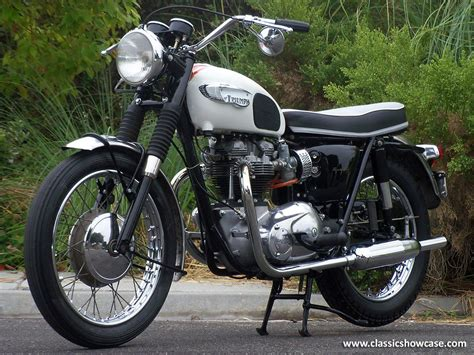Old Triumph Motorcycles For Sale