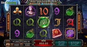 Witches Riches Slot - Free Play in Demo Mode - Sep 2021