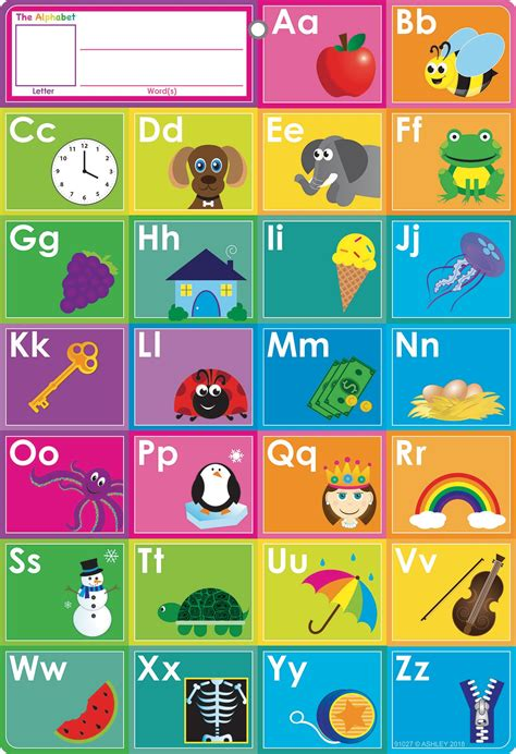 teachertoolsinccom abc fill  smart poly chart