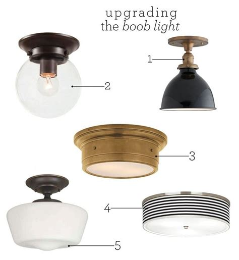 best 25 flush mount lighting ideas on hallway