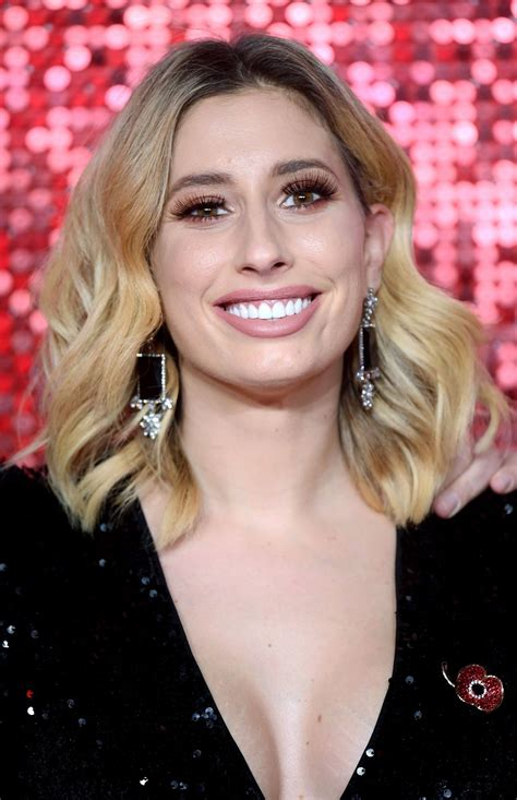And stacey solomon revealed how her plans are 'on hold' because the couple want to see if they're able to tie the knot in the garden of their new home, pickle cottage. Stacey Solomon - ITV Gala Ball in London 11/09/2017 • CelebMafia