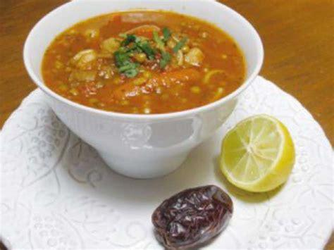 recette cuisine orientale recettes de soupe de lentilles de sanafa recettes de