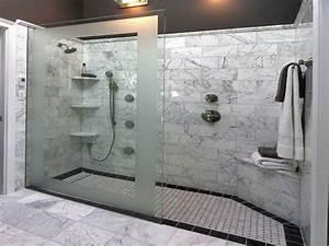 Walk In Shower Ideas For Small Bathrooms Dark Goldenrod