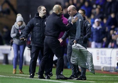 Wigan 1-0 Manchester City: Will Grigg ends Pep Guardiola's ...