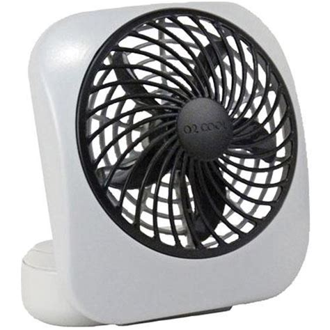 battery operated desk fan canada o2 cool fd5004n0000 5 quot battery operated portable fan
