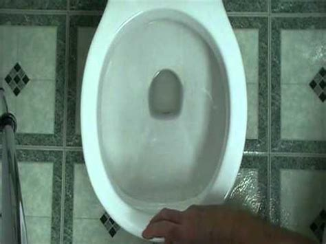 Toilet Clogged, Trap Blockage Removal Trick  Mr Hardware