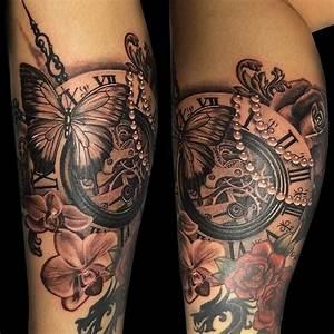 Sins and Needles steampunk Tattoo Design | Tattoo ...