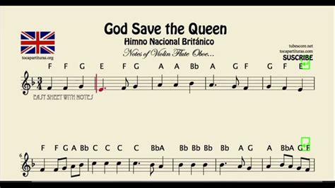 god save  queen easy sheet   notes  violin