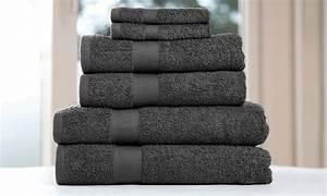 Lot De Serviette De Bain Destockage : lot 6 serviettes de bain groupon ~ Melissatoandfro.com Idées de Décoration