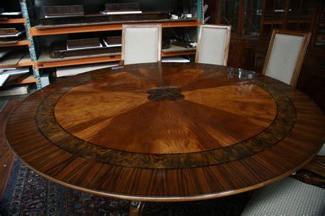 high  large  mahogany dining table