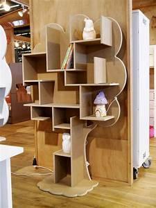 Arbre En Bois Deco : arbre biblioth que pour rangement ~ Premium-room.com Idées de Décoration