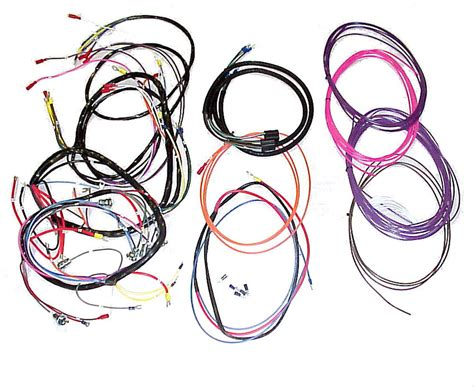 Wiring Harness Chevy Gmc Pickup Truck With