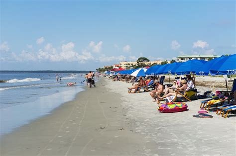 crowded spring break beaches cheaptickets travel deals