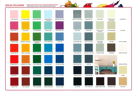 pylox colour chart nippon paint singapore