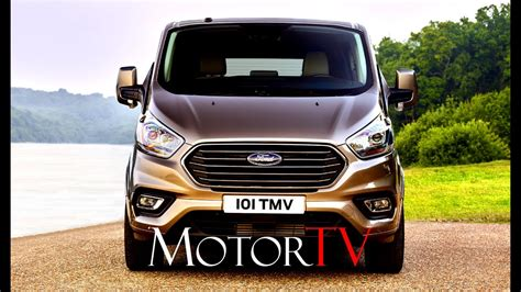 The New 2018 Ford Tourneo Custom L Clip Youtube