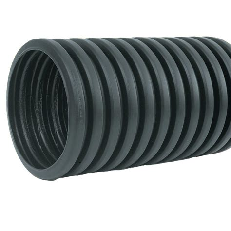 advanced drainage systems 3 in x 10 ft corex drain pipe