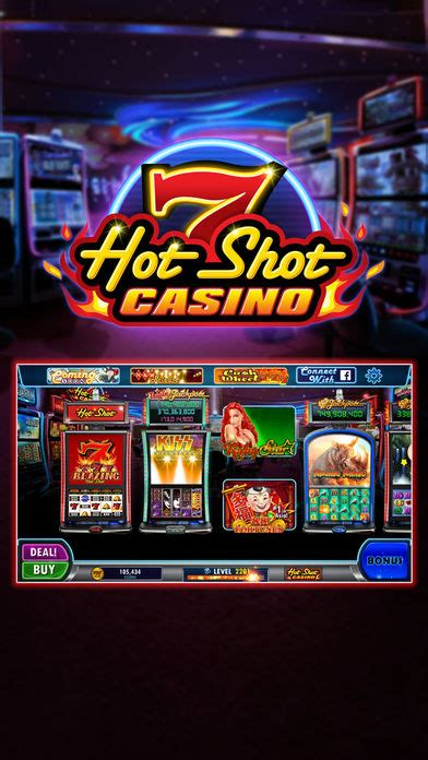 Hot Shot Casino Fruit Machines Appzoodk