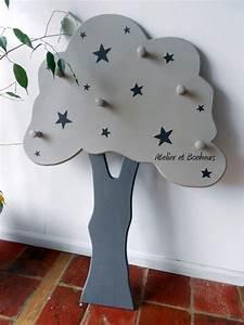 Porte Manteau Chambre : porte manteau pour enfants cr ation atelier et bonheurs futur chez nous deco kids room ~ Farleysfitness.com Idées de Décoration