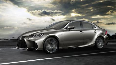 2017 Lexus Is Facelift Unveiled  Update  Photos (1 Of 12