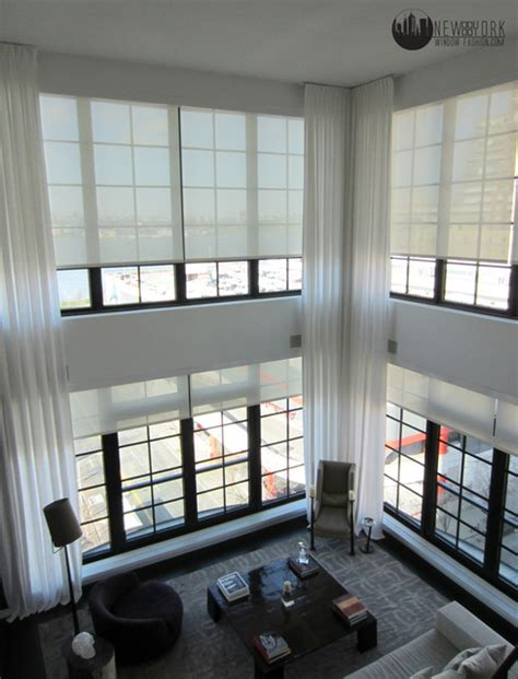 Modern Curtain Panels For Living Room by Living Room Automated System Modern Living Room New