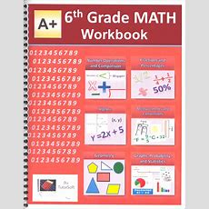6th Grade Math Workbook (053950) Details  Rainbow Resource Center, Inc