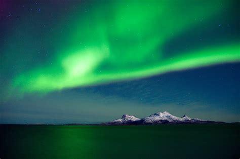 northern lights cruise northern lights cruise fjord travel
