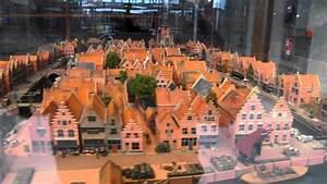 Rotterdam Light Maquette Van De Oude Stad Alkmaar Youtube