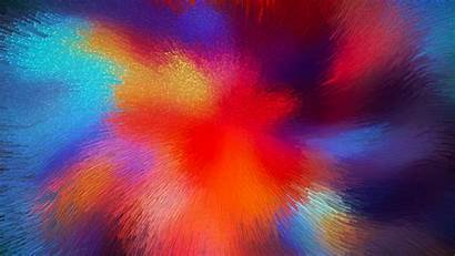 Colorful Abstract Circle Wallpapers 5k Wave Waves