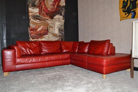 canape angle italien grand canapé d angle design italien en cuir paul