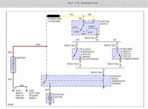 Starter Wiring Diagrams Please  Color Wire Routing From