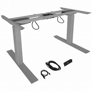 Dual Motor Electric Adjustable Height A6 Sit
