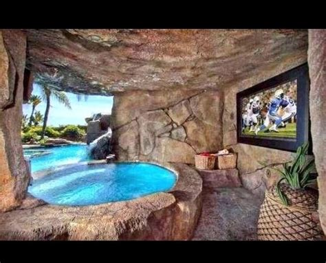 Hot tub designs, Cool pools, Insane pools
